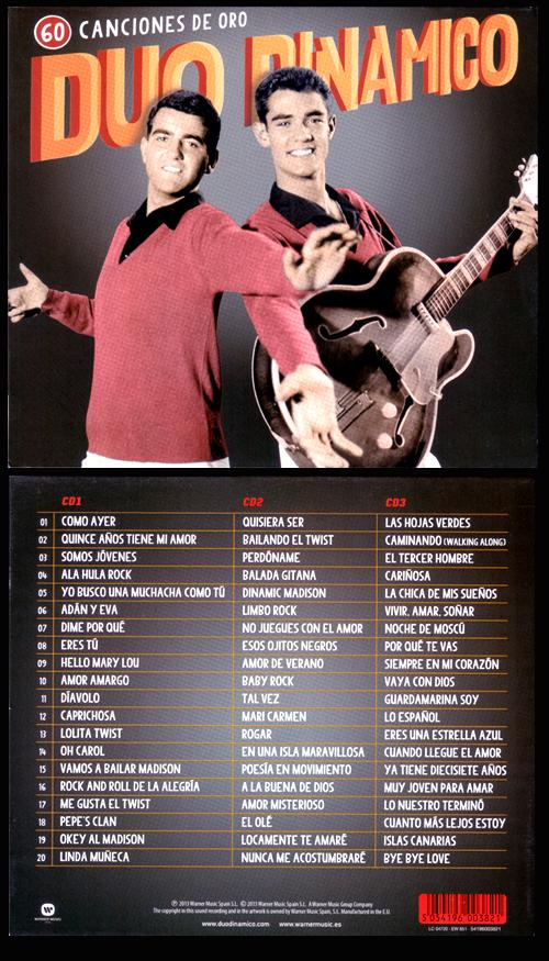 60 canciones: